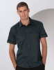 Mens Bar Shirt with short sleeves